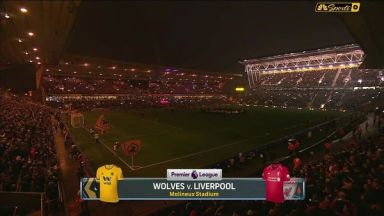 Full match: Wolverhampton Wanderers vs Liverpool