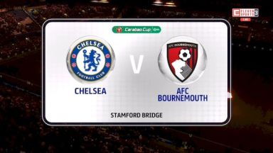 Full match: Chelsea vs AFC Bournemouth