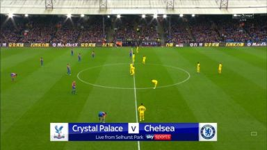 Full match: Crystal Palace vs Chelsea