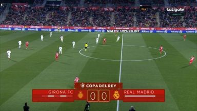 Full match: Girona vs Real Madrid