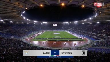 Full match: Lazio vs Juventus
