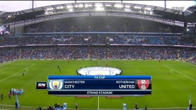 Full match: Manchester City vs Rotherham United