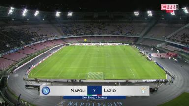Full match: Napoli vs Lazio