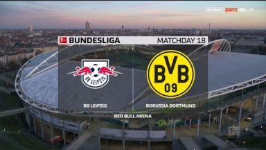Full match: RB Leipzig vs Borussia Dortmund
