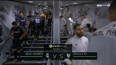 Full match: Real Madrid vs Sevilla