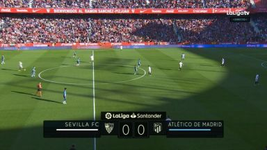 Full match: Sevilla vs Atletico Madrid