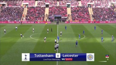 Full match: Tottenham Hotspur vs Leicester City