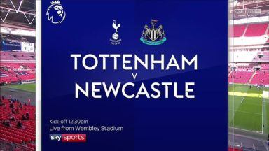 Full match: Tottenham Hotspur vs Newcastle United