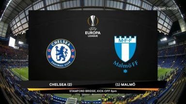 Full match: Chelsea vs Malmo FF