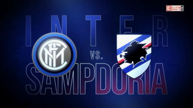 Full match: Inter Milan vs Sampdoria