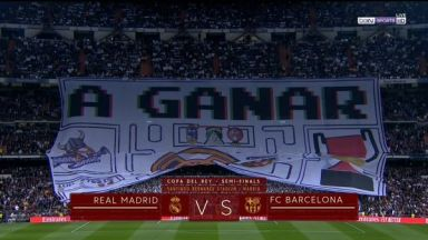 Full match: Real Madrid vs Barcelona