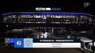 Full match: Schalke 04 vs Manchester City
