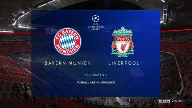 Full match: Bayern Munich vs Liverpool