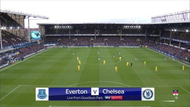 Full match: Everton vs Chelsea