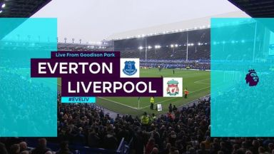 Full match: Everton vs Liverpool