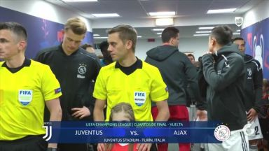 Full match: Juventus vs Ajax
