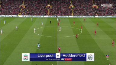 Full match: Liverpool vs Huddersfield Town