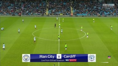 Full match: Manchester City vs Cardiff City