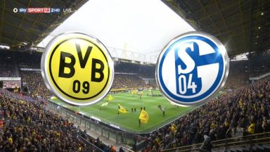 Full match: Borussia Dortmund vs Schalke 04