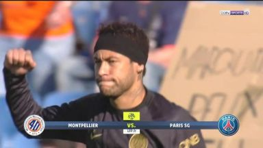 Full match: Montpellier vs PSG