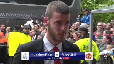 Full match: Huddersfield Town vs Manchester United