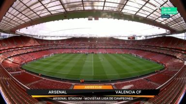 Full match: Arsenal vs Valencia