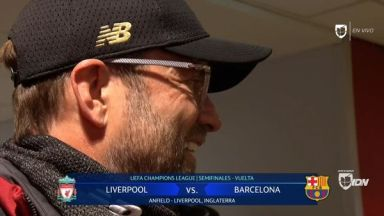 Full match: Liverpool vs Barcelona