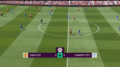 Full match: Manchester United vs Cardiff City