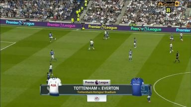 Full match: Tottenham Hotspur vs Everton