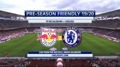 Full match: Salzburg vs Chelsea