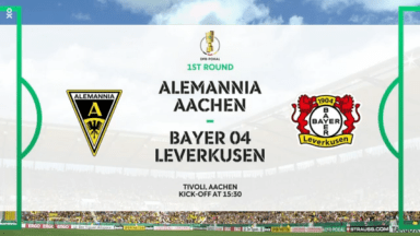 Full match: Alemannia Aachen vs Bayer Leverkusen