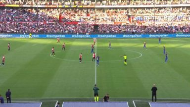 Full match: Feyenoord vs Hapoel Beer Sheva