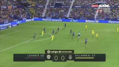 Full match: Levante vs Villarreal