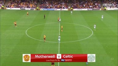 Full match: Motherwell vs Celtic