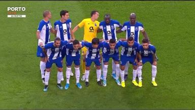 Full match: Porto vs Krasnodar