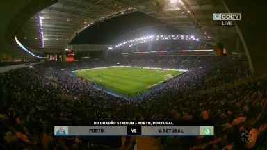 Full match: Porto vs Vitoria Setubal