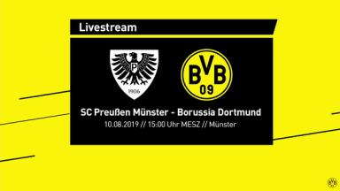 Full match: Preussen-Munster vs Borussia Dortmund