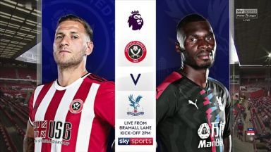 Full match: Sheffield United vs Crystal Palace