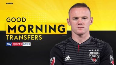 Good Morning Transfers: Wayne Rooney at Derby as a player/coach?