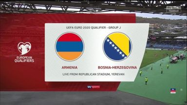Full match: Armenia vs Bosnia-Herzegovina