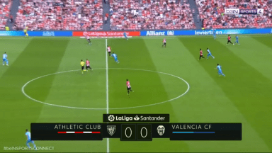 Full match: Athletic Bilbao vs Valencia