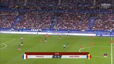 Full match: France vs Andorra