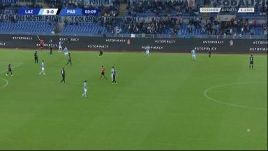 Full match: Lazio vs Parma