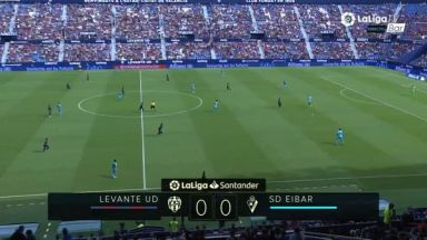 Full match: Levante vs Eibar
