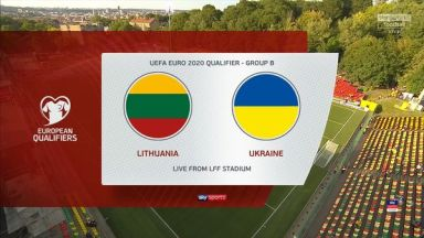 Full match: Lithuania vs Ukraine