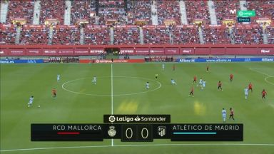 Full match: Mallorca vs Atletico Madrid