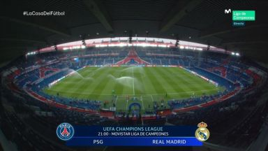 Full match: PSG vs Real Madrid