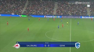 Full match: Salzburg vs Genk