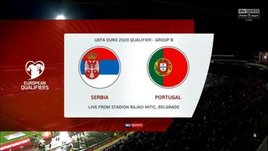 Full match: Serbia vs Portugal