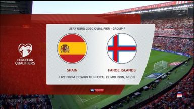 Full match: Spain vs Faroe Islands